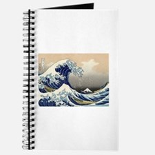 The Great Wave by Hokusai Journal