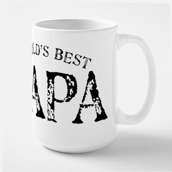World's Best Papa Mug