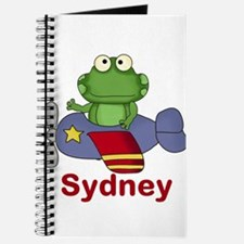 Sydney's Flying Frog Journal