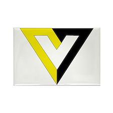 Voluntaryist Rectangle Magnet