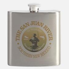San Juan River Flask