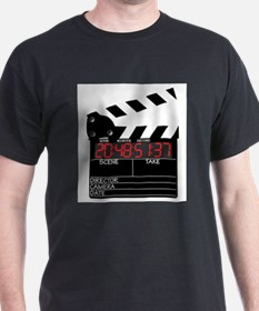 Digital Clapper Board T-Shirt