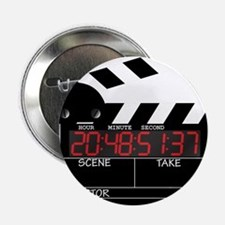 "Digital Clapper Board 2.25"" Button"