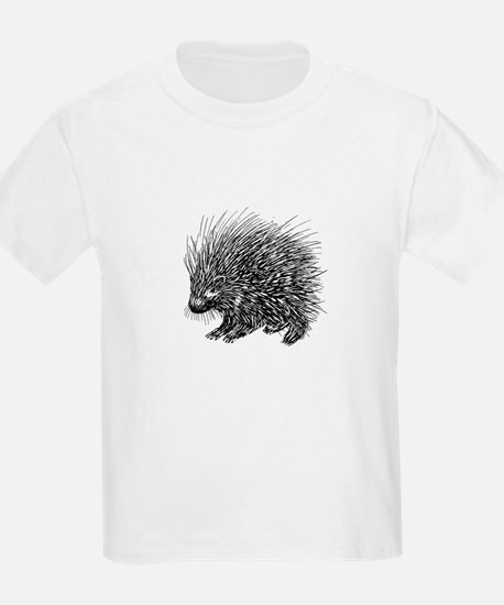 Sharp Porcupine T-Shirt