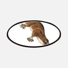 platypus drawing Patch