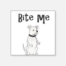 American Bulldog Cartoon Sticker