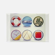 Round Objects Magnets