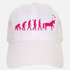 Evolution unicorn Baseball Baseball Cap