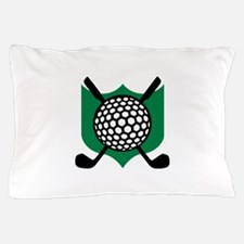 Golf icon Pillow Case