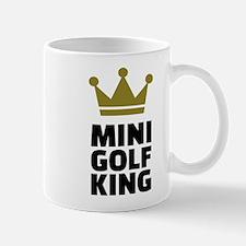 Minigolf King Mugs