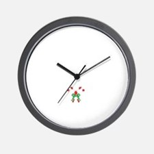 Cute Get a taste of religion lick a witch Wall Clock