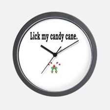 Cool Get a taste of religion lick a witch Wall Clock