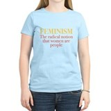 Feminist Women's Light T-Shirt