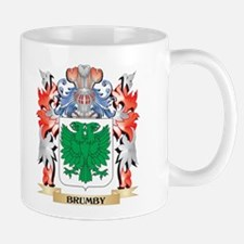 Brumby Coat of Arms - Family Crest Mugs
