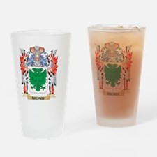 Brumby Coat of Arms - Family Crest Drinking Glass