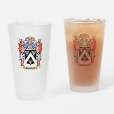 Buckley Coat of Arms - Family Crest Drinking Glass