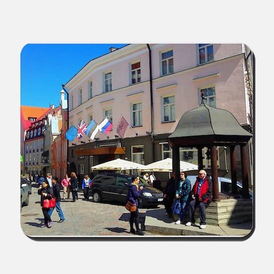 A Taste of Estonia Mousepad