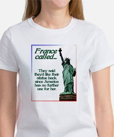 France Called Women's T-Shirt