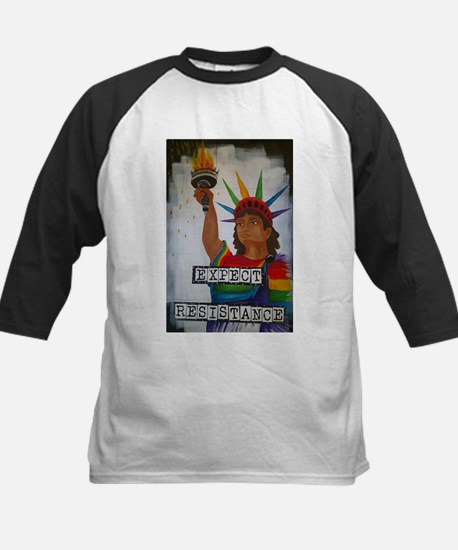 Expect Resistance Baseball Jersey