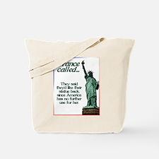 France Called Tote Bag