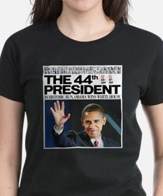 Obama: The 44th Presiden T-Shirt