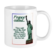 France Called Mug