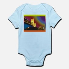 Sacramento bridge Infant Creeper