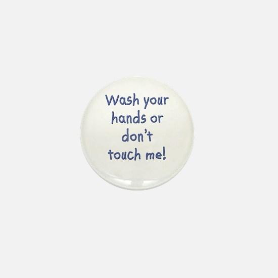 My Cystic Fibrosis Awareness Mini Button