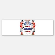 Cade Coat of Arms - Family Crest Bumper Bumper Bumper Sticker