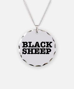 BLACK SHEEP:- Necklace
