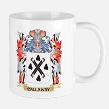 Callaway Coat of Arms - Family Crest Mugs