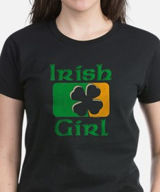 Irish Girl Women's Dark T-Shirt