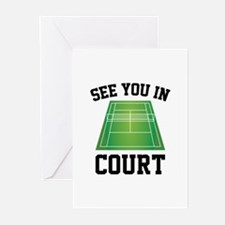 See You In Court Greeting Cards (Pk of 20)