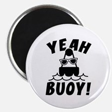 """Yeah Buoy! 2.25"""" Magnet (10 pack)"""