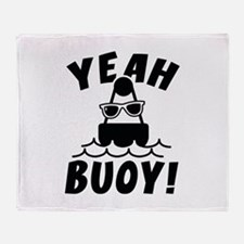 Yeah Buoy! Stadium Blanket