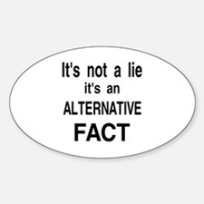 Cute Fact Sticker (Oval)