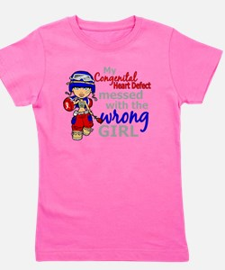 CHD Combat Girl 1 T-Shirt