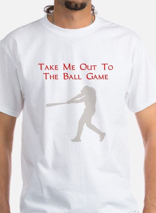 Take Me Out To The Ball Game T Shirts Shirts Tees