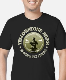 Yellowstone River T-Shirt
