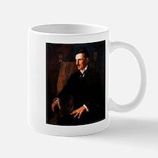Nikola Tesla Portrait Mug