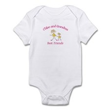 Chloe & Grandma - Best Friend Infant Bodysuit