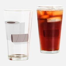 Toilet paper rolls Drinking Glass