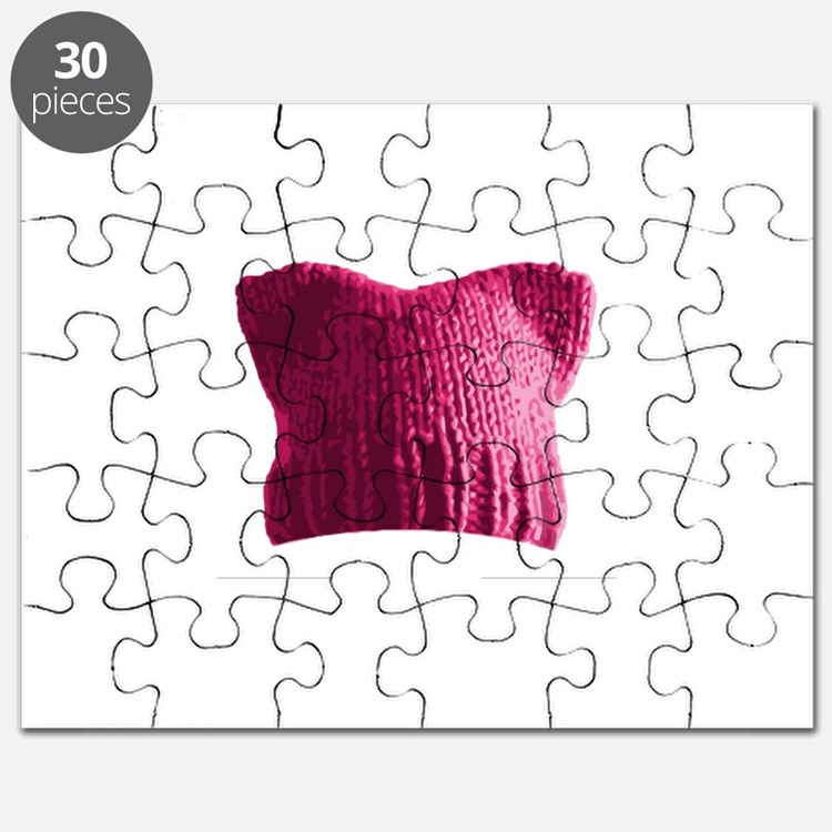 Pink Pussy Puzzles 102