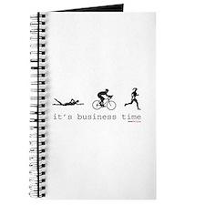 It's Business Time Triathlon Journal