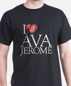 I Heart Ava Jerome T-Shirt