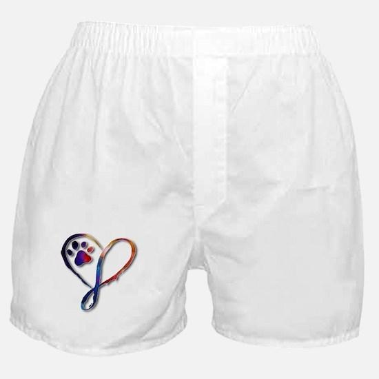 Infinity Paw Boxer Shorts