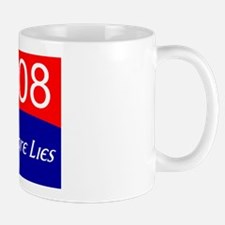 Jimmy James for President No More Lies Mug