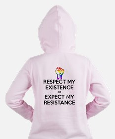 Respect my Existence or Expect my Resistance Women