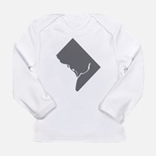 Washington DC Long Sleeve T-Shirt