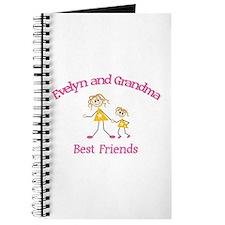 Evelyn & Grandma - Best Frien Journal